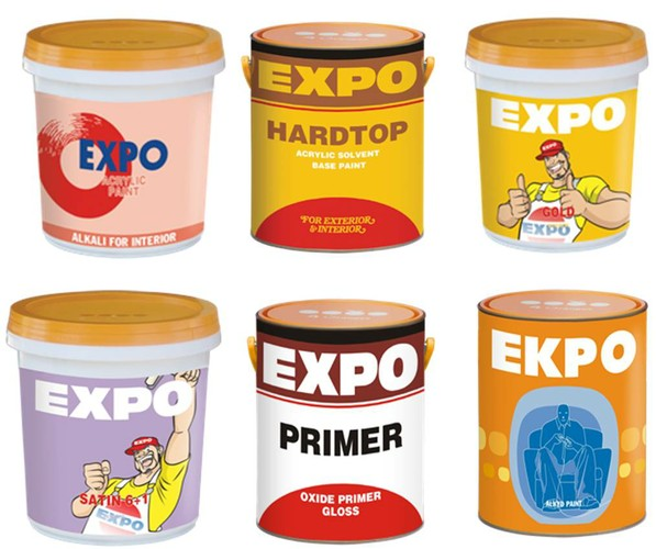 Cty thương mại bán mua sơn phòng khách hãng ninomaxx chất lượng tại đường Đại Lộ Đông Tây quận 8