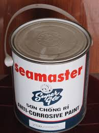 Sơn dầu chống rỉ Seamastaer giá rẻ